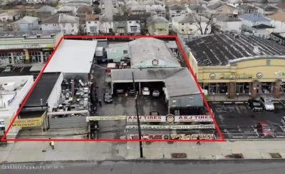 staten island Commercial For Sale: 2246 Forest Avenue