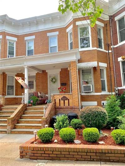 Single Family Home For Sale: 1360 79 Street