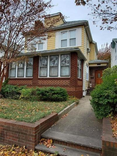 Brooklyn Single Family Home For Sale: 1987 New York Avenue