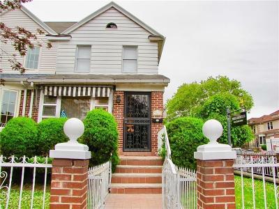 Brooklyn Single Family Home For Sale: 9023 Ridge Boulevard