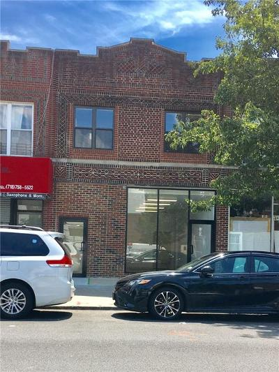 Brooklyn Commercial Mixed Use For Sale: 6607 20 Avenue