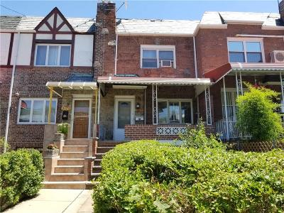 Single Family Home For Sale: 2177 East 27 Street