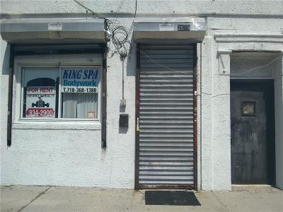 Brooklyn Commercial Lease For Lease: 2079 East 24 Street