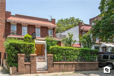 Brooklyn Single Family Home For Sale: 97 Ocean Parkway