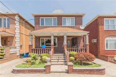 Multi Family Home For Sale: 1317 82 Street