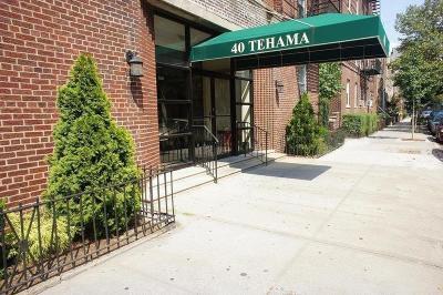 Brooklyn Co-op For Sale: 40 Tehama Street #4B