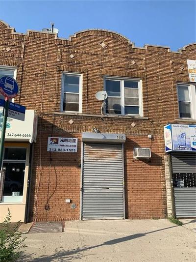 Brooklyn Commercial Mixed Use For Sale: 1865 Bath Avenue