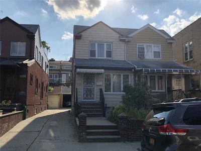 Brooklyn NY Multi Family Home For Sale: $990,000