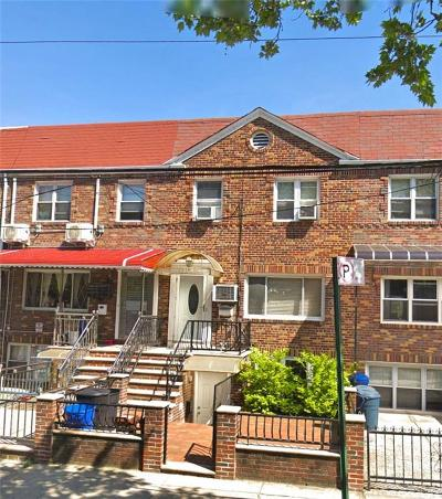 Brooklyn NY Multi Family Home For Sale: $1,098,000