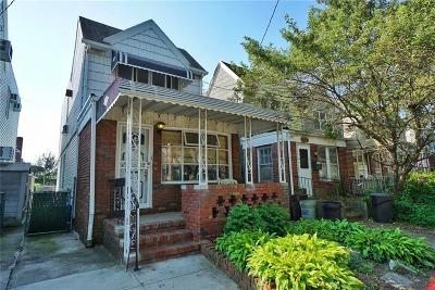 Single Family Home For Sale: 3414 Fillmore Ave