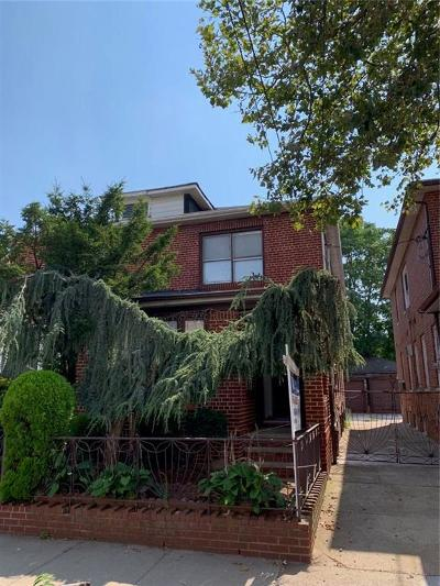 Single Family Home For Sale: 1566 East 38 Street