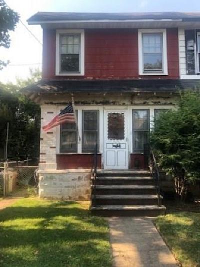 Single Family Home For Sale: 4613 Avenue M