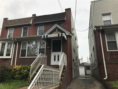 Single Family Home For Sale: 1216 76 Street