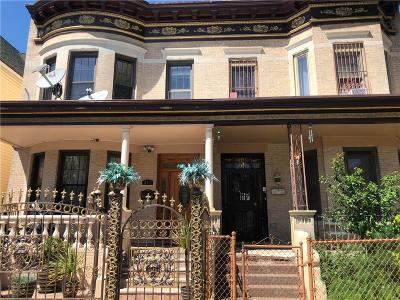 Brooklyn Multi Family Home For Sale: 241 95 Street