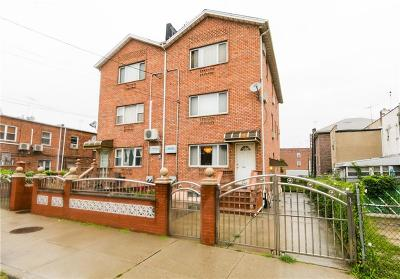 Brooklyn Multi Family Home For Sale: 2665 Harway Avenue