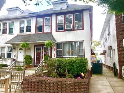 Brooklyn Multi Family Home For Sale: 2041 Bay Ridge Parkway