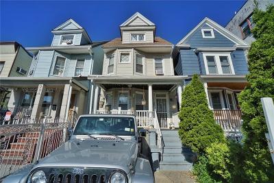 Brooklyn Single Family Home For Sale: 382 East 8 Street