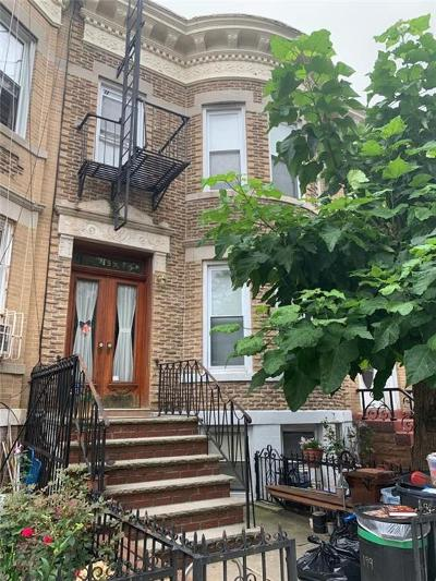 Brooklyn Multi Family Home For Sale: 199 Bay 20 Street