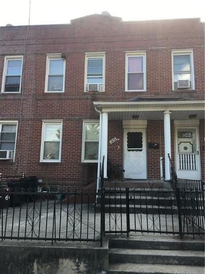 Brooklyn Single Family Home For Sale: 1632 West 1 Street
