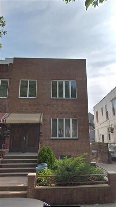 Brooklyn Multi Family Home For Sale: 1848 74 Street