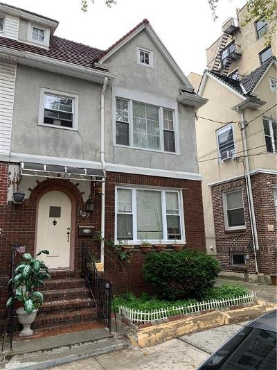 Brooklyn Multi Family Home For Sale: 167 88 Street