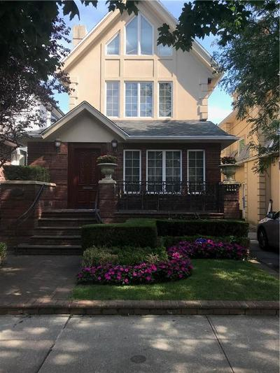 Brooklyn Single Family Home For Sale: 2617 Avenue K