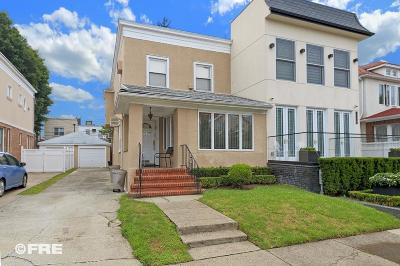 Brooklyn Single Family Home For Sale: 1035 East 26 Street