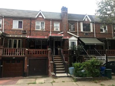 Brooklyn Single Family Home For Sale: 561 East 55 Street
