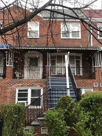 Brooklyn Multi Family Home For Sale: 1232 East 85 Street