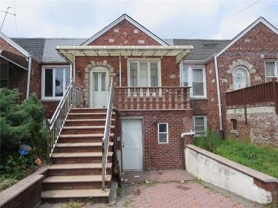 Brooklyn Multi Family Home For Sale: 1414 East 51 Street