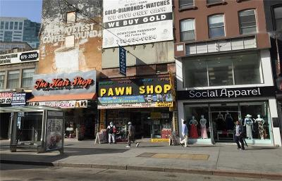 brooklyn Commercial For Sale: 453 Fulton Street