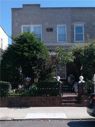 Single Family Home For Sale: 2155 67 Street