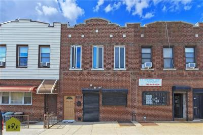 Brooklyn Commercial Mixed Use For Sale: 2306 Bath Avenue