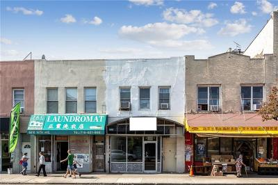 Brooklyn Commercial Mixed Use For Sale: 6806 18 Avenue