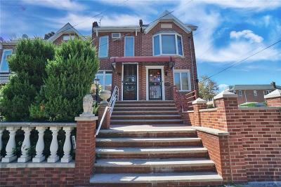 Brooklyn NY Single Family Home For Sale: $980,000