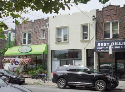 Brooklyn Commercial Mixed Use For Sale: 1301-1305 Gravesend Neck Road