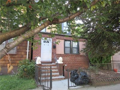 Brooklyn NY Single Family Home For Sale: $829,000
