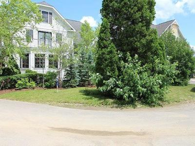 Chautauqua Institution  Residential Lots & Land A-Active: #14 Garden District Lot - Scott & Crescent