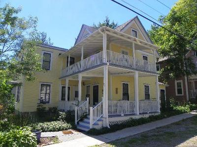 Chautauqua Institution Single Family Home A-Active: 27 Scott Avenue