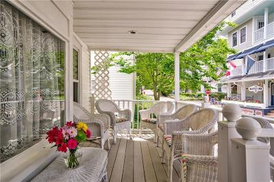 Chautauqua Institution Single Family Home A-Active: 5 Bowman Avenue