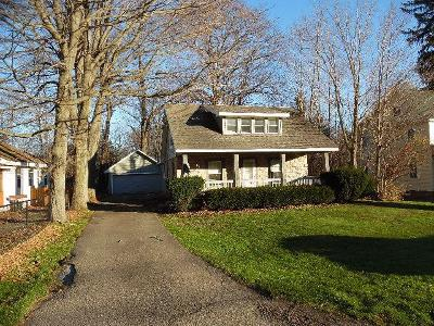 Single Family Home S-Closed/Rented: 5246 West Lake Road