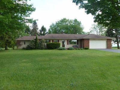 Single Family Home S-Closed/Rented: 3201 Moon Road