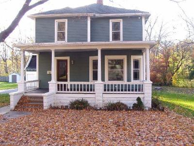 Silver Creek NY Single Family Home Sold: $89,000