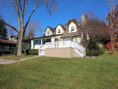 Chautauqua NY Single Family Home S-Closed/Rented: $415,000