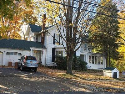 Westfield NY Single Family Home S-Closed/Rented: $76,000