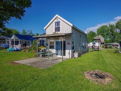 Single Family Home A-Active: 2452 Lakeside Drive