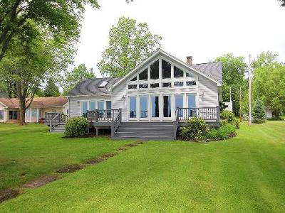 Chautauqua NY Single Family Home S-Closed/Rented: $550,000