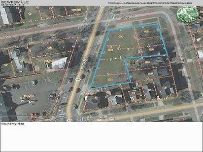 Chautauqua County Residential Lots & Land A-Active: 608-620 North Main