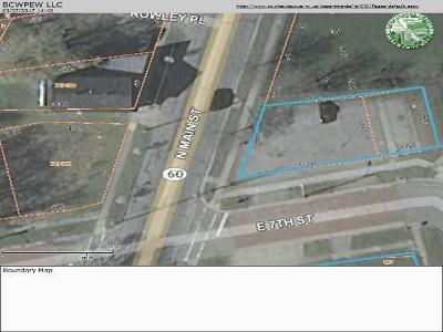 Chautauqua County Residential Lots & Land A-Active: 624-664 North Main