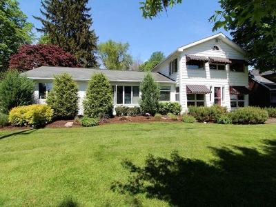 Chautauqua County Single Family Home A-Active: 4127 Lakeview Drive